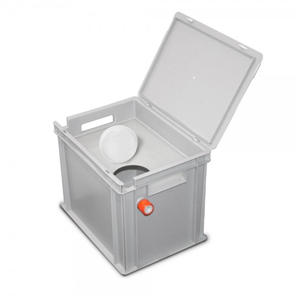 Eurobox Abwasserkanister 23L